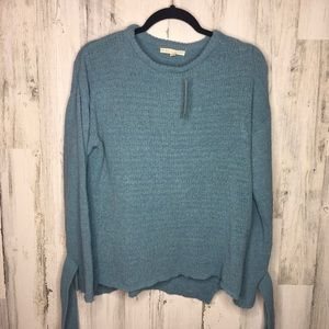 Hint of Mint sweater